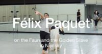 Felix Paquet on the Faun and the Golden Slave |...