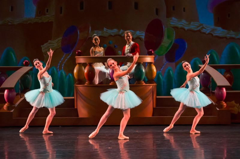 Marzipan - Grand Rapids Ballet Nutcracker