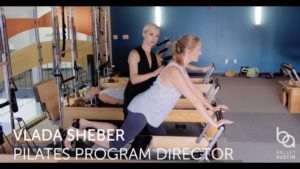 Pilates at Ballet Austin – Meet Angela