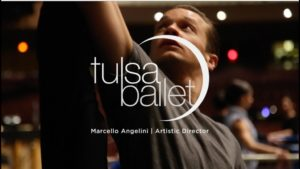 Dancing with Tulsa Ballet