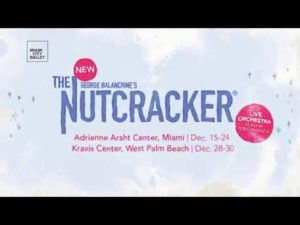 Miami City Ballet Presents George Balanchine's Nutcracker Commercial