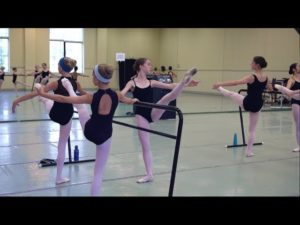 Tulsa Ballet Summer Intensive – Pointe to the Future