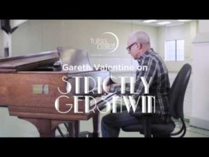Gareth Valentine on 'Strictly Gershwin'