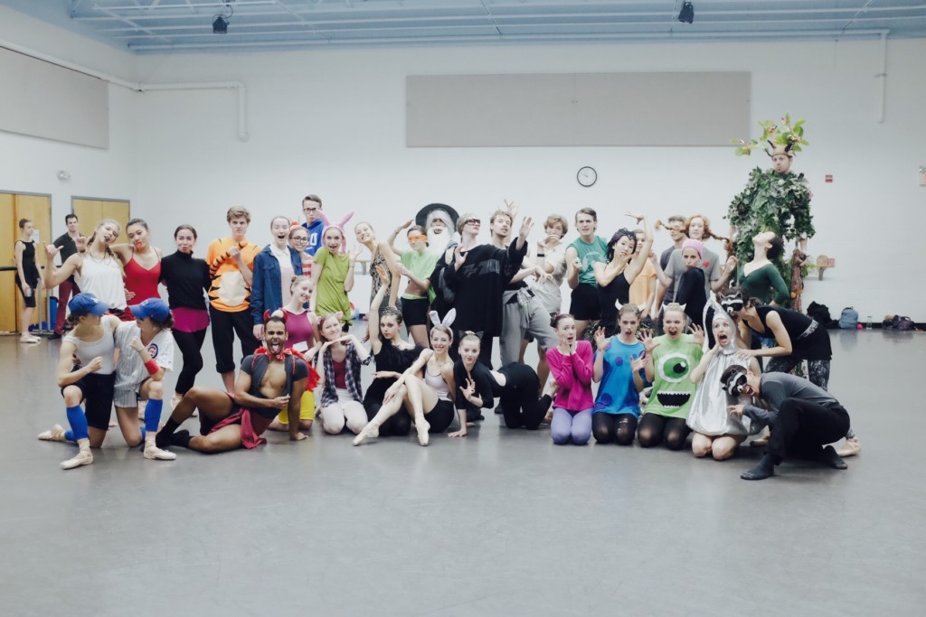 Grand Rapids Ballet Halloween Costumes