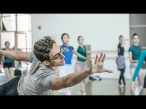INSIDE LOOK | Get to Know Justin Peck