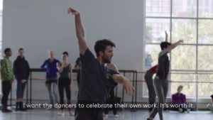 INSIDE LOOK | William Forsythe's Pas/Parts 2016