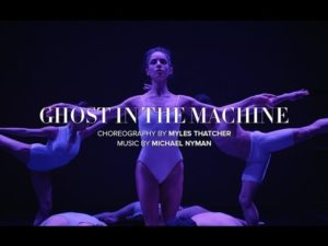 "SF Ballet in Myles Thatcher's ""Ghost in the Machine"""