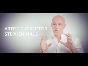 Stephen Mills on MASTERS OF DANCE