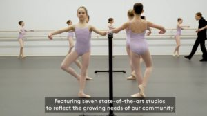 Boston Ballet School | Newton Studio
