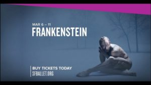 Frankenstein Trailer
