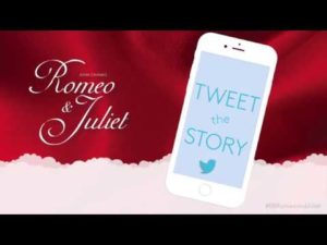 INSIDE LOOK | Tweet the Story of Romeo & Juliet