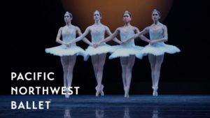 Swan Lake – Dance of the Small Swans – Pacific Northwest Ballet