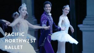 Swan Lake – Karel Cruz as Prince Siegfried