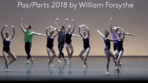 Boston Ballet Debuts in Paris