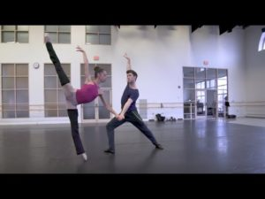 DANCER INSIGHT | Chyrstyn Fentroy in Pas/Parts 2018
