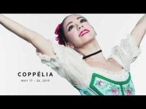 Houston Ballet 18/19 Season-Voices of the Dancers-Coppelia