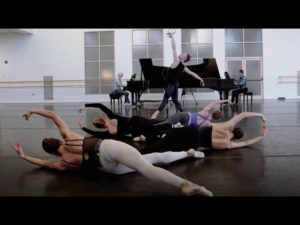 IN THE STUDIO | Justin Peck's In Creases