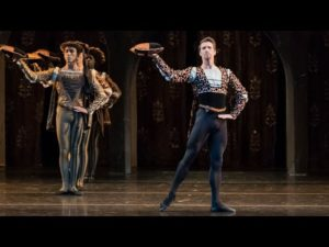 INSIDE LOOK | Pantomime in Romeo & Juliet