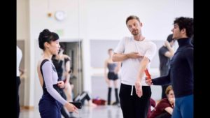 Unbound Choreographer Interviews: Christopher Wheeldon
