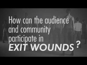 Understanding Exit Wounds: Share YOUR story of courage!