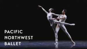 William Forsythe's Slingerland Duet excerpt