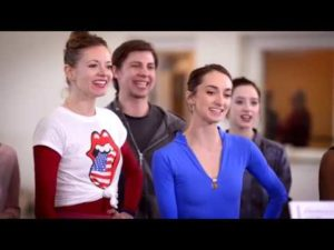Ballet Dancers Make Vocal Debuts in West Side Story Suite