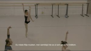 The Grey Area – A dancer's point of view