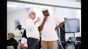 Unbound Choreographer Interviews: Alonzo King