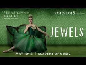 Pennsylvania Ballet presents George Balanchine's Jewels