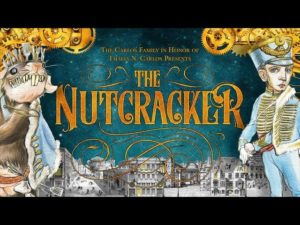 "Yuri Possokhov's ""The Nutcracker"""