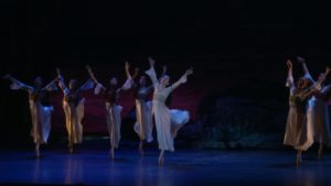 2018 Houston Ballet Swan Lake – Act 3, Odette and the Maidens