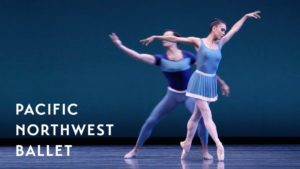 Justin Peck's Year of the Rabbit excerpt (Pacific Northwest Ballet)