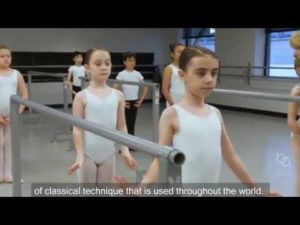 Level 1 Ballet – Dance classes for ages 8 to 10