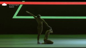 »The Four Seasons« – Dancers: Alice Mariani and Julian Amir Lacey