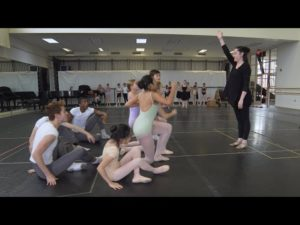 BOSTON BALLET SCHOOL | In the Studio with Miranda Weese