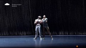 »Gods & Dogs« – Dancers: Alice Mariani and Jón Vallejo