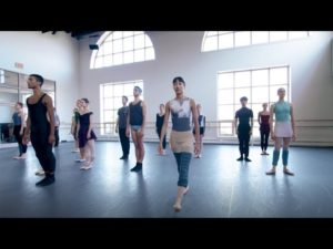 IN THE STUDIO I Jerome Robbins' Glass Pieces