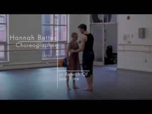 SPOTLIGHT | ChoreograpHER Hannah Bettes