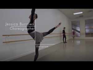 SPOTLIGHT | ChoreograpHER Jessica Burrows