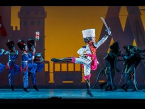 Coming Attractions: THE NUTCRACKER