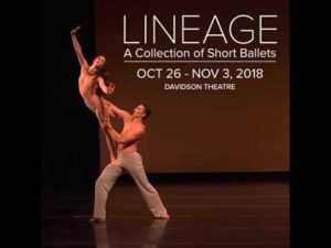 First Look: Three Ballets in BalletMet's Lineage