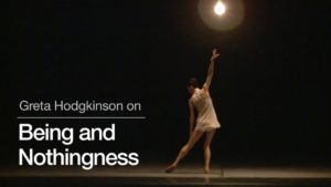 Greta Hodgkinson on Being and Nothingness | 2018 | The National Ballet of Canada