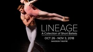 Lineage: Getting to the Davidson Theatre