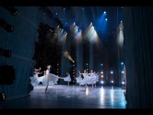 Snow's in the forecast for THE NUTCRACKER!