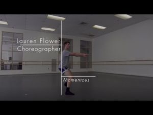 SPOTLIGHT | ChoreograpHER Lauren Flower