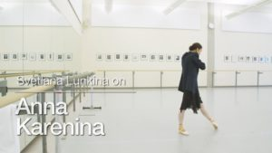 Svetlana Lunkina on Anna Karenina | 2018 | The National Ballet of Canada