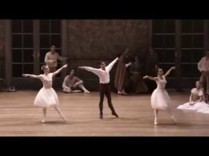 'Swan Lake' with Amanda, Yoshi and April | Stage Notes