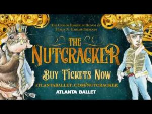 Atlanta Ballet's New Nutcracker