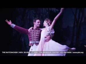 Pittsburgh Ballet Theatre's The Nutcracker 2018