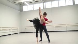 Rehearsals are underway for George Balanchine's The Nutcracker!